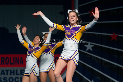 JV Cheerleading. December 7, 2019. D4S_2754