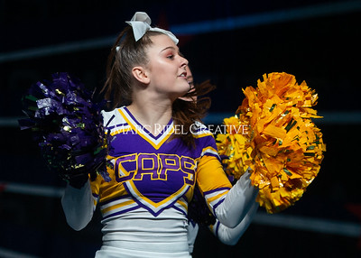 JV Cheerleading. December 7, 2019. D4S_2830