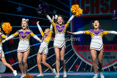 JV Cheerleading. December 7, 2019. D4S_2817