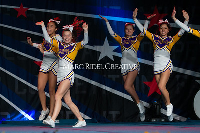 JV Cheerleading. December 7, 2019. D4S_2750