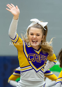 Broughton JV cheerleading. January 25, 2020. D4S_6190