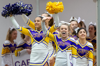 Broughton JV cheerleading. January 25, 2020. D4S_6172