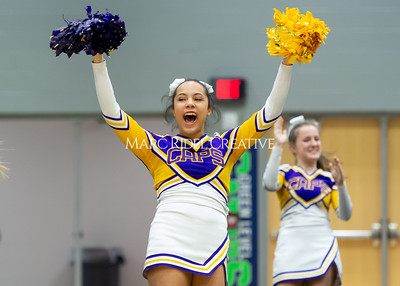 Broughton JV cheerleading. January 25, 2020. D4S_6185