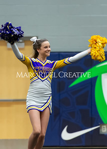 Broughton JV cheerleading. January 25, 2020. D4S_6179