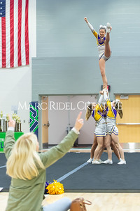 Broughton JV cheerleading. January 25, 2020. D4S_6225