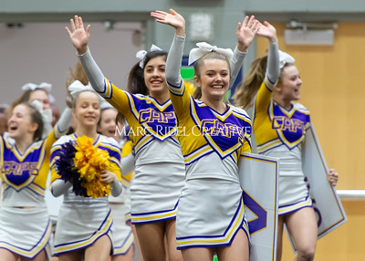 Broughton JV cheerleading. January 25, 2020. D4S_6177