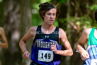 Broughton XC Cap-7 meet at Wakemed Soccer Park. October 23, 2019. D4S_8652
