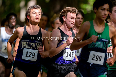 Broughton XC Cap-7 meet at Wakemed Soccer Park. October 23, 2019. D4S_8645