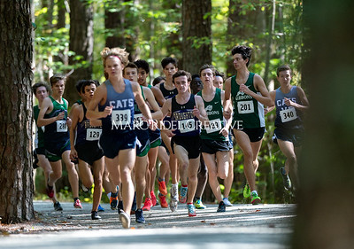 Broughton XC Cap-7 meet at Wakemed Soccer Park. October 23, 2019. D4S_8598