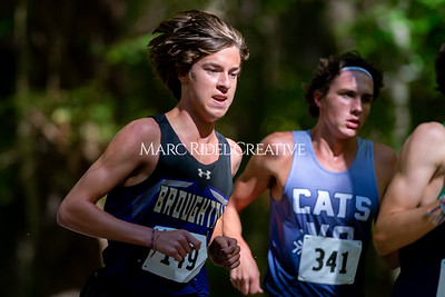 Broughton XC Cap-7 meet at Wakemed Soccer Park. October 23, 2019. D4S_8653