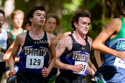 Broughton XC Cap-7 meet at Wakemed Soccer Park. October 23, 2019. D4S_8647