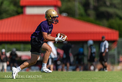 Broughton football 7 on 7. NC State University. June 15, 2018.