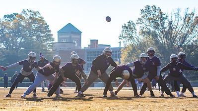 Broughton football practice. November 22, 2018, MRC_9283