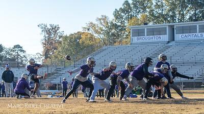 Broughton football practice. November 22, 2018, MRC_9263