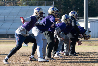Broughton football practice. November 22, 2018, MRC_9183