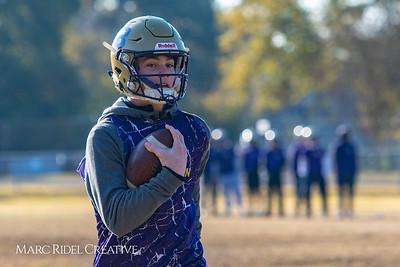 Broughton football practice. November 22, 2018, MRC_9389