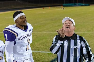 Broughton football at Leesville. 4AA Playoffs round 2. November 23, 2018, MRC_9794