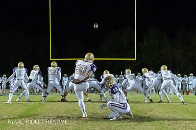 Broughton football at Leesville. 4AA Playoffs round 2. November 23, 2018, MRC_9719