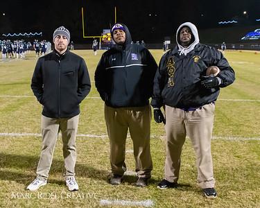 Broughton football at Leesville. 4AA Playoffs round 2. November 23, 2018, MRC_9499