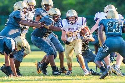 Broughton vs Knightdale. August 6, 2018