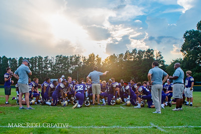 Broughton vs Knightdale. August 7, 2018