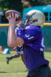 Broughton football spring training. May 24, 2018.