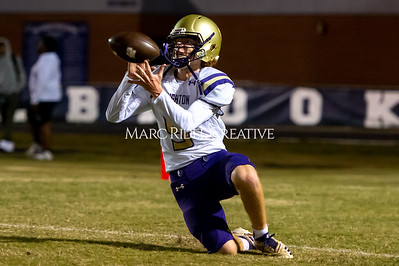Broughton JV football at Millbrook. November 7, 2019. D4S_6230