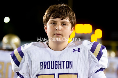 Broughton JV football at Millbrook. November 7, 2019. D4S_6235