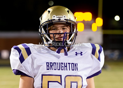Broughton JV football at Millbrook. November 7, 2019. D4S_6246