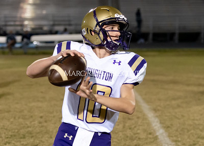 Broughton JV football at Millbrook. November 7, 2019. D4S_6279