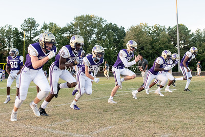 Broughton football vs Enloe. Homecoming. October 10, 2019. MRC_2866