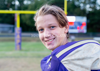 Broughton JV football vs Leesville. October 17, 2019. D4S_4008