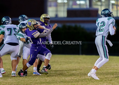 Broughton JV football vs Leesville. October 17, 2019. D4S_4091