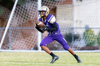 Broughton JV football vs Leesville. October 17, 2019. D4S_4049