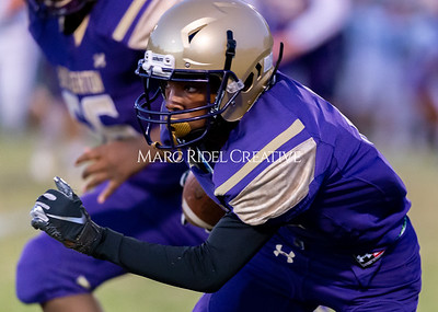 Broughton JV football vs Leesville. October 17, 2019. D4S_4067