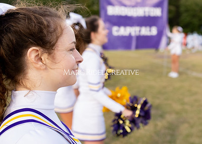 Broughton JV football vs Leesville. October 17, 2019. D4S_4032