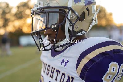 Broughton varsity football vs Leesville. October 18, 2019. D4S_4379