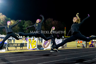 Broughton football vs Millbrook. Senior night. November 8, 2019. D4S_7051