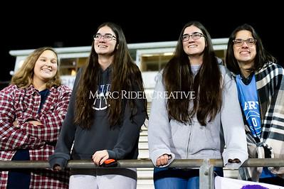 Broughton football vs Millbrook. Senior night. November 8, 2019. D4S_7112