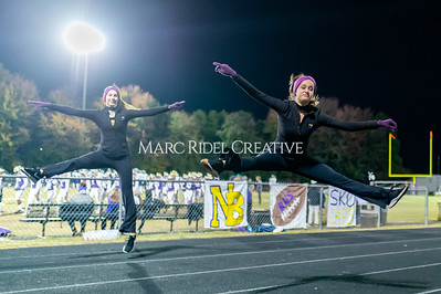 Broughton football vs Millbrook. Senior night. November 8, 2019. D4S_6985