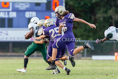 Broughton JV football vs Southeast Raleigh. October 3, 2019. D4S_4197