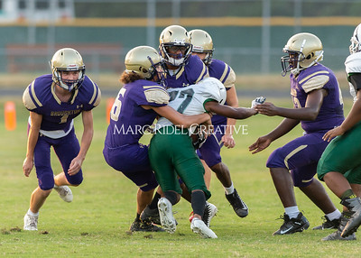 Broughton JV football vs Southeast Raleigh. October 3, 2019. D4S_4143