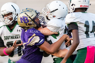 Broughton JV football vs Southeast Raleigh. October 3, 2019. D4S_4186