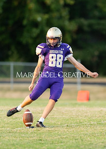 Broughton JV football vs Southeast Raleigh. October 3, 2019. D4S_4124