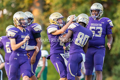 Broughton JV football vs Southeast Raleigh. October 3, 2019. D4S_4159