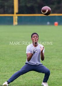Broughton football Team 91 summer practice. June 12, 2019. D4S_2105