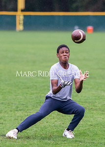Broughton football Team 91 summer practice. June 12, 2019. D4S_2106