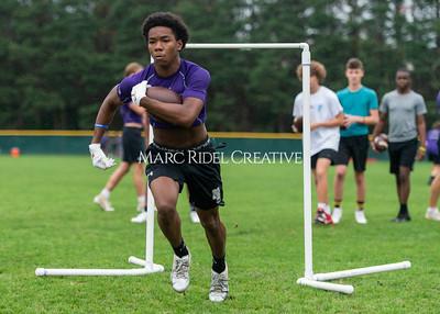 Broughton football Team 91 summer practice. June 12, 2019. D4S_2089