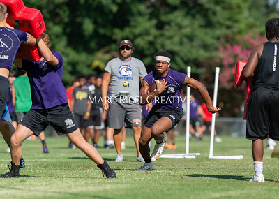 Broughton football summer practice. July 10, 2019. D4S_5936