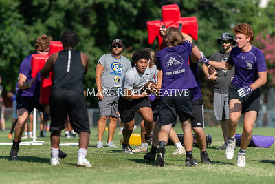Broughton football summer practice. July 10, 2019. D4S_5949
